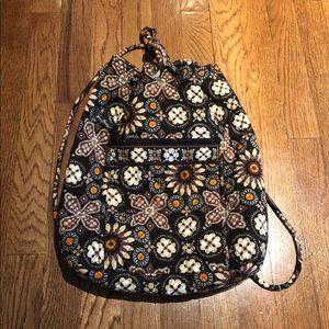 Vera Bradley Drawstring Backpack .